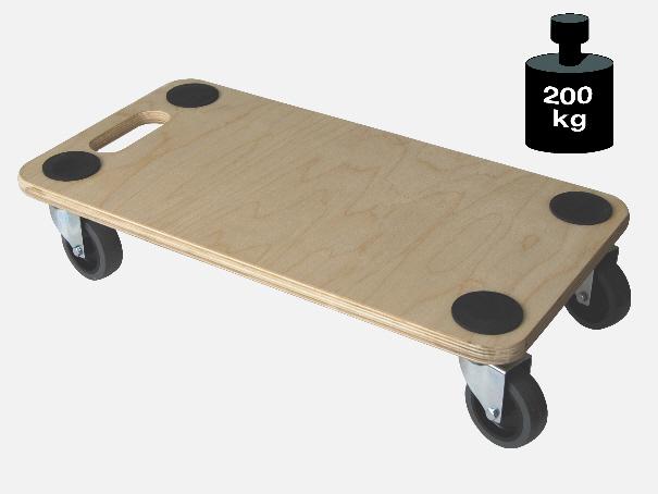 top m belhund transportrolller f r m bel. Black Bedroom Furniture Sets. Home Design Ideas